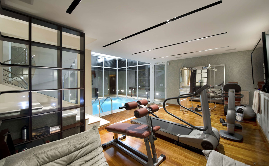 Home Gym Design Services Beautiful Habitat