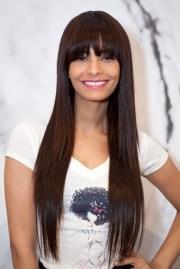 long straight hairstyles beautiful