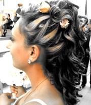 updo hairstyles long hair