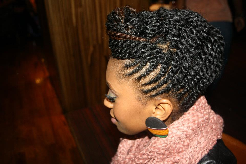 Short Natural Hairstyles Beautiful Hairstyles