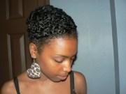 short natural hairstyles beautiful