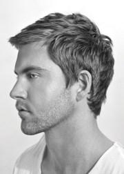 short hairstyles men beautiful