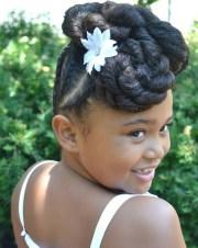 flower girl hairstyles beautiful