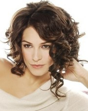 curly bob hairstyles beautiful
