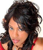 black weave hairstyles beautiful