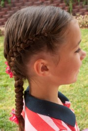french braid hairstyles beautiful