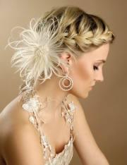bridesmaid hairstyles beautiful