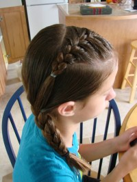 Braided Hairstyles For Kids | Beautiful Hairstyles