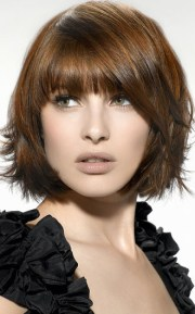 layered bob hairstyles beautiful