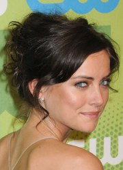 messy updo hairstyles beautiful