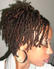 natural hairstyles black women
