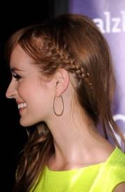 side braid hairstyles beautiful
