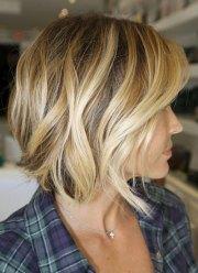 wavy bob hairstyles beautiful