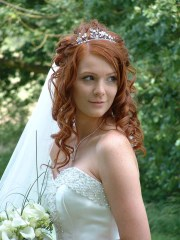 bride hairstyles beautiful