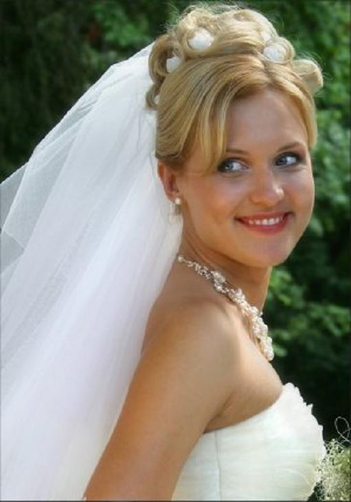 Wedding Hairstyles With Veil Beautiful Hairstyles