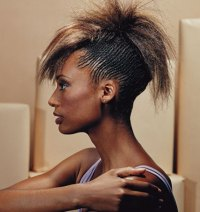 Braided Mohawk Hairstyles | Beautiful Hairstyles
