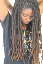 dreadlock hairstyles beautiful