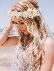 beach hairstyles beautiful