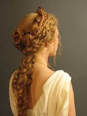 renaissance hairstyles beautiful