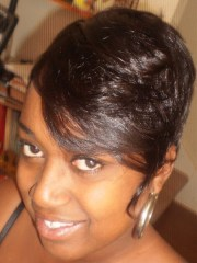 short sew in weave hairstyles