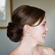 chignon hairstyles beautiful