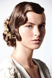 flapper hairstyles beautiful