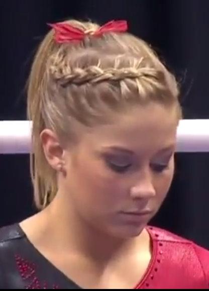 Gymnastics Hairstyles  Beautiful Hairstyles