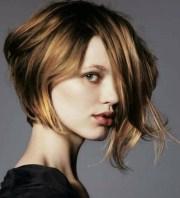 asymmetrical hairstyles beautiful