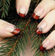 nail art design christmas