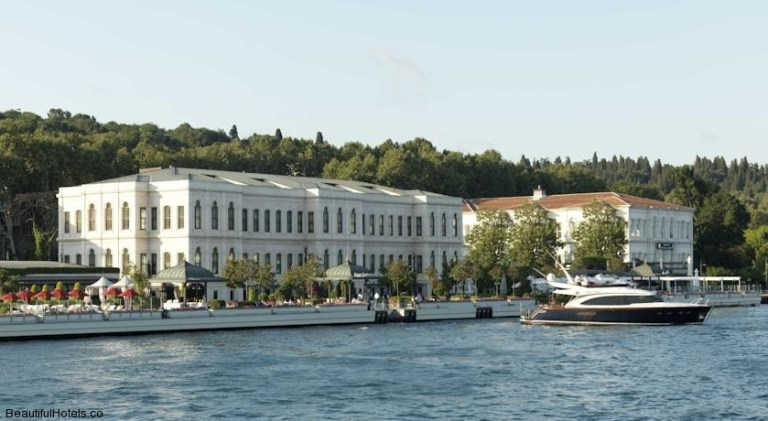Four Seasons Istanbul at the Bosphorus (Istanbul, Turkey) 13