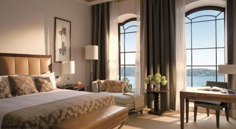Four Seasons Istanbul at the Bosphorus (Istanbul, Turkey) 14