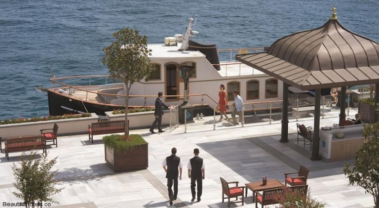 Four Seasons Istanbul at the Bosphorus (Istanbul, Turkey) 27