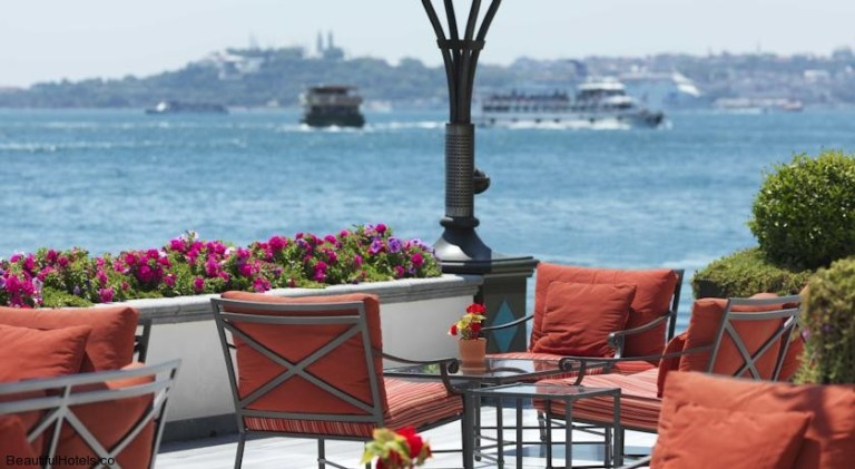 Four Seasons Istanbul at the Bosphorus (Istanbul, Turkey) 7