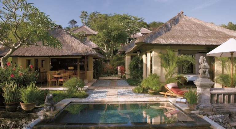 Four Seasons Resort Bali at Jimbaran Bay (Jimbaran, Indonesia) 1