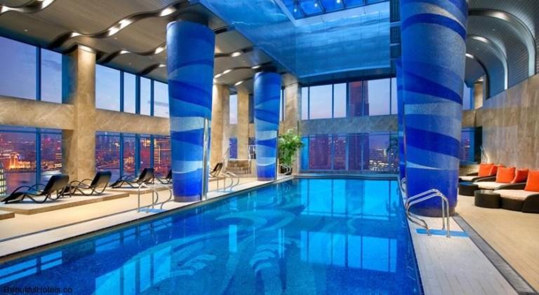 Grand Kempinski Hotel Shanghai Shanghai China Beautiful Hotels
