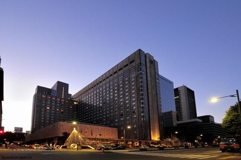 Top 30 Best Hotels in Tokyo - 5. Imperial Hotel Tokyo