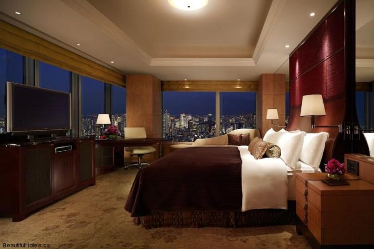 Top 30 Best Hotels in Tokyo - 17. Shangri-La Hotel, Tokyo