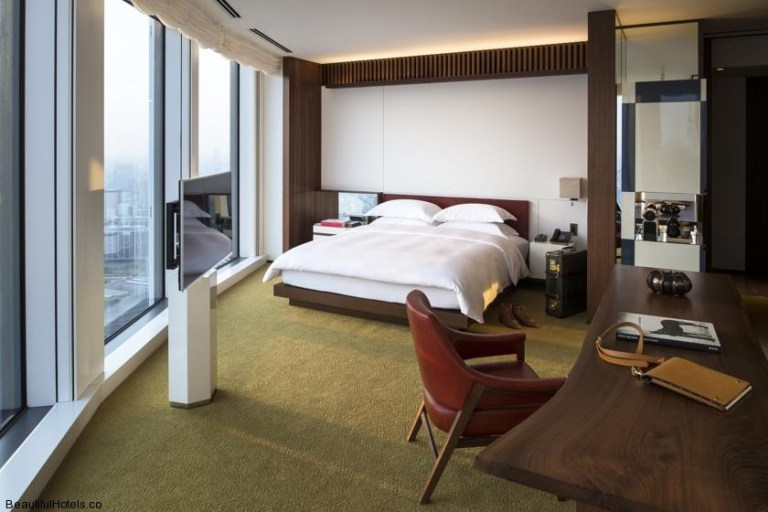 Top 30 Best Hotels in Tokyo - 27. Andaz Tokyo – A Concept by Hyatt
