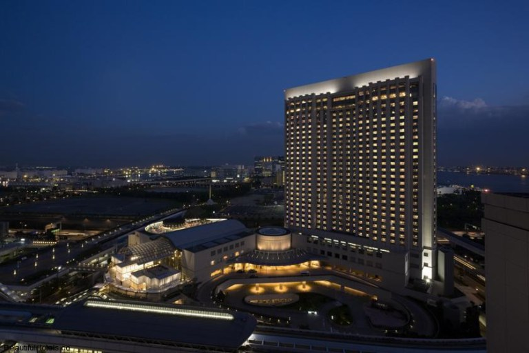 Top 30 Best Hotels in Tokyo - 19. Grand Pacific Le Daiba