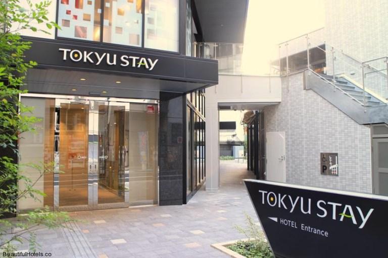 Top 30 Best Hotels in Tokyo - 13. Tokyu Stay Shinjuku