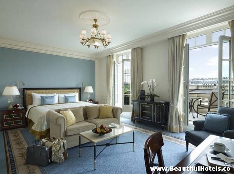 Shangri-La Hotel (Paris, France) 14