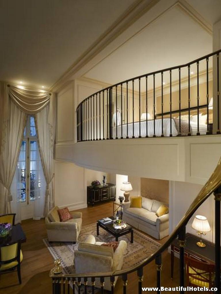 Shangri-La Hotel (Paris, France) 16