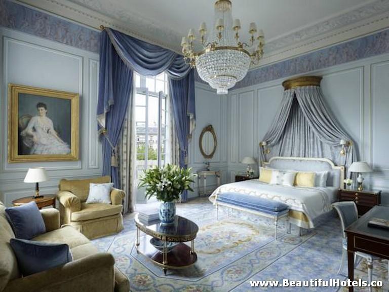 Shangri-La Hotel (Paris, France) 7