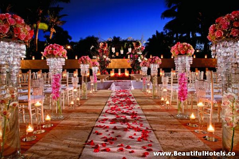 The ritz carlton coconut grove miami miami florida for Beautiful places to get married in colorado