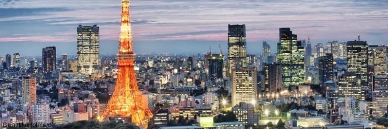 Top 30 Best Hotels in Tokyo Japan