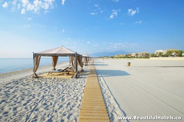Mediterranean Village Paralia Katerini Greece   Beautiful Hotels