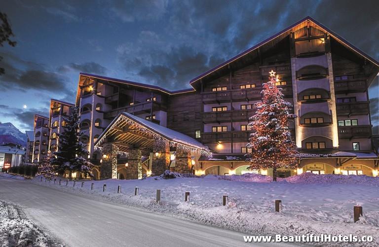Kempinski Hotel Grand Arena (Bansko, Bulgaria) *****