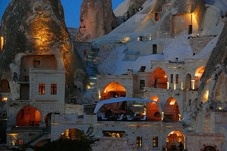 Gamirasu Cave Hotel Turkey