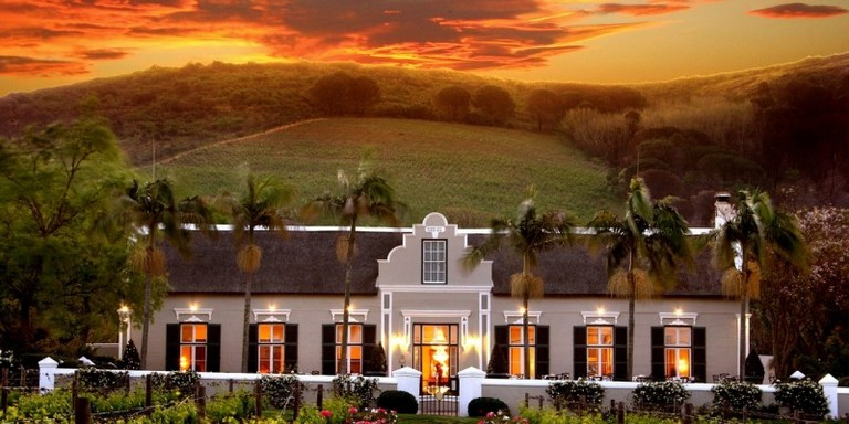 Grande Roche Hotel (Paarl, South Africa)
