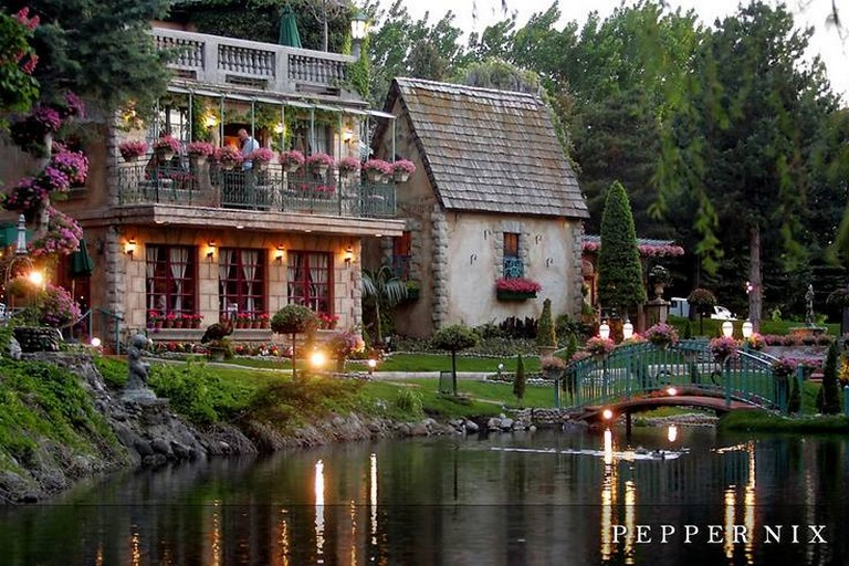 La Caille Restaurant in Salt Lake